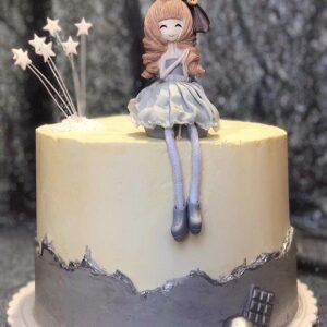 Торт «Кукла»