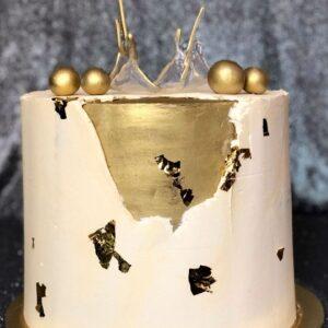 Торт «Золотая мечта»