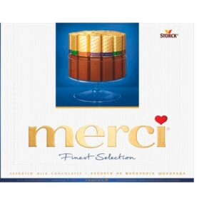 Chocolate Merci Finest Selection Конфеты из молочного шоколада 250 г