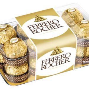 Ferrero rocher, ореховый — 16 штук — 200г.