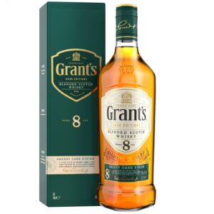 Grant's 08-year-old, 0,7 л. 40%_
