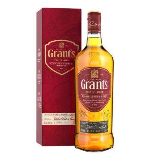 Whisky Triple Wood Grant's, 1L_