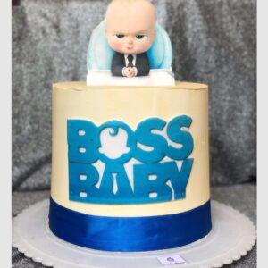 Торт «Босс молокосос»