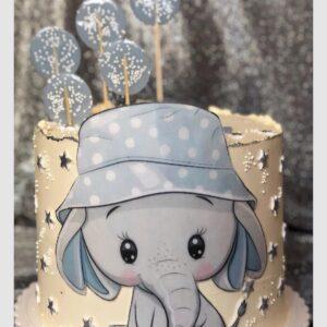 Торт «слоник «