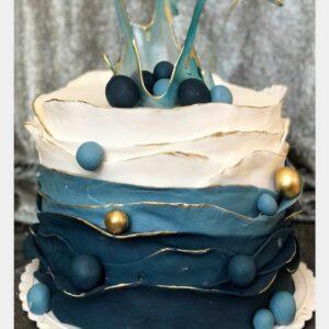 Торт «Градиент»