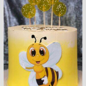 Торт «Пчелка»