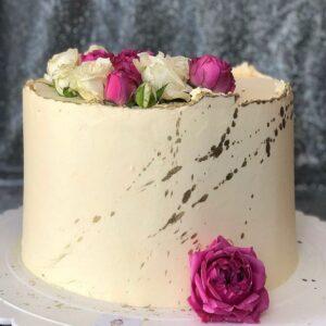 Торт «Цветок»