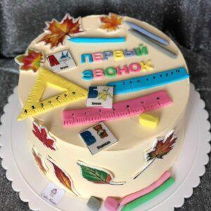 Торт «Первый звонок»